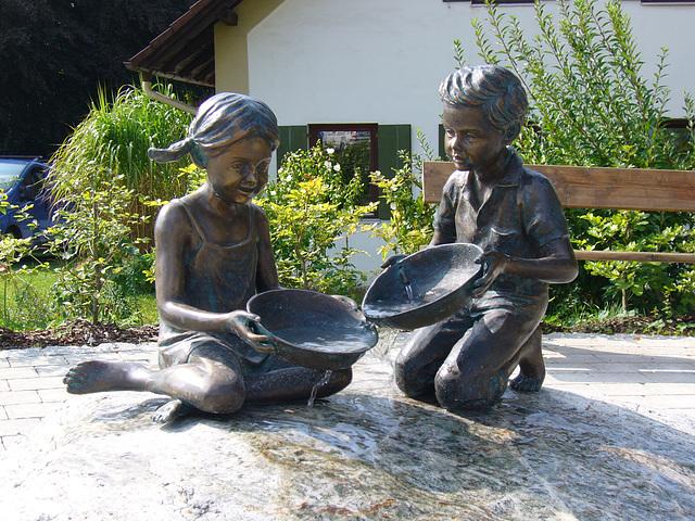 Schulbrunnen Aufkirch