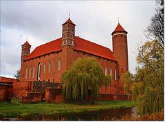 Gotycki zamek biskupi