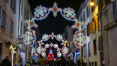 MONTBELIARD: Marché de Noël 13.