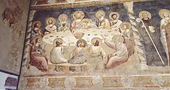 Fresken im Refektorium, Pomposa
