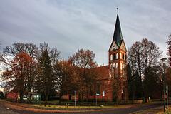 Leussow, Kirche