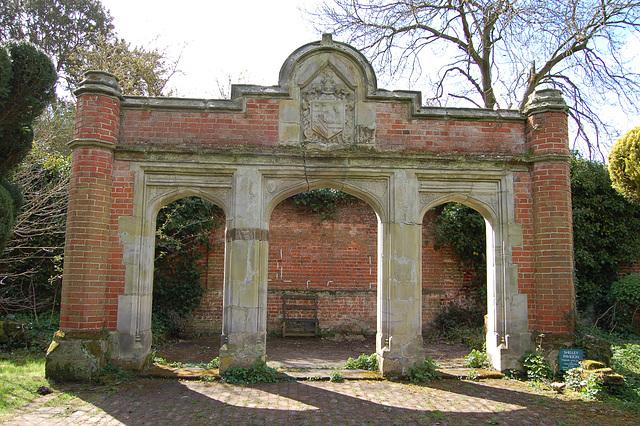 Shelley Pavillion, Easton Lodge, Little Easton, Essex