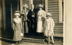 Easter Sunday at Keres Boarding House, April 7, 1912