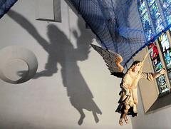 Schwebender Engel (3xPiP)