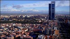 Madrid, northern suburbs