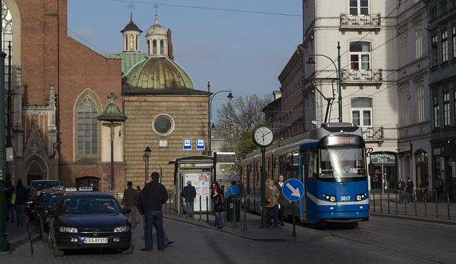 Poland, Krakow Old Town (#2290)