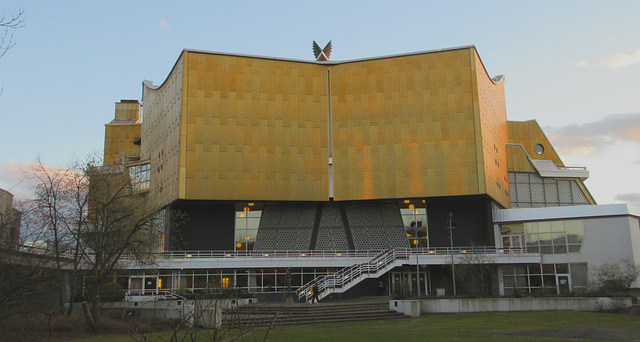 Kammermusiksaal der Philharmonie Berlin