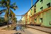 Cárdenas - rum factory
