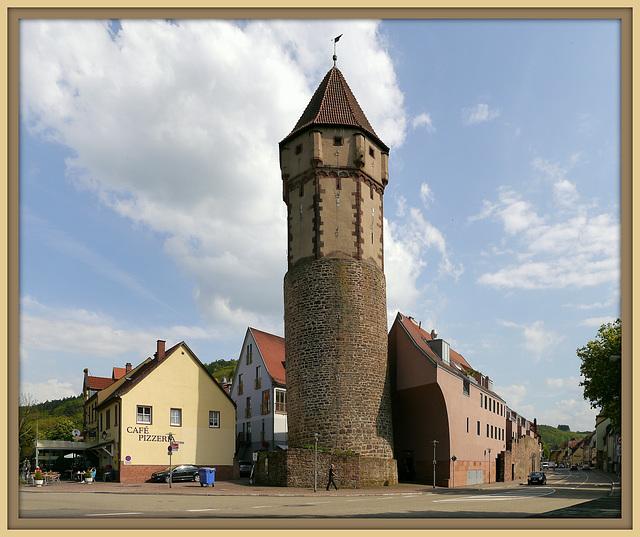 Spitzer Turm von Wertheim
