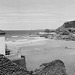 Beach scene at St Agnes - 1981