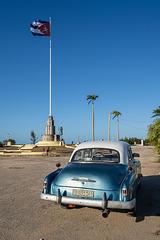 flagstaff of Cárdenas - Cuba