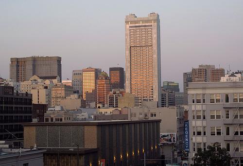 San Francisco At Sunset (0949)