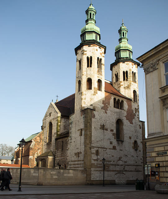 Poland, Krakow Old Town (#2293)