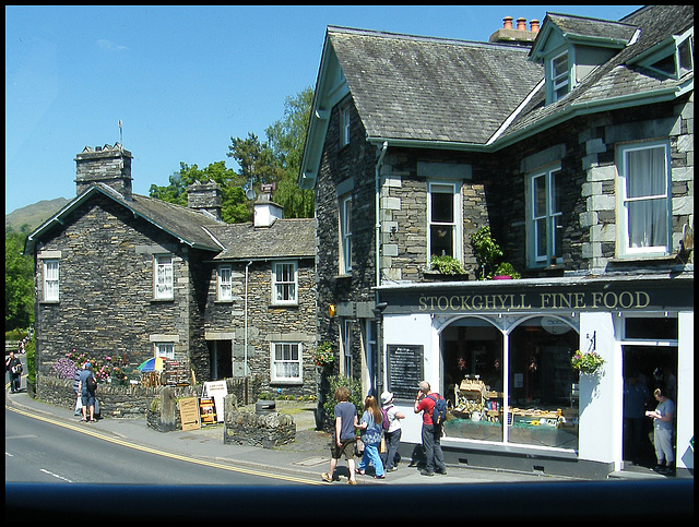 Stockghyll Fine Food