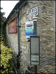 Coach & Horses bus stop