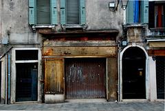 Tristesse in Venedig