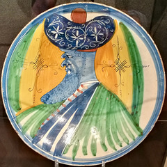 Leeuwarden 2018 – Keramiekmuseum Princessehof – Plate