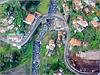 Funchal : Miradouro Curral das Freiras - 640 metri di precipizio