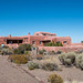 A visitor centre at the painted desert2