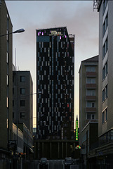 Tower hotel 40/50: End of the street
