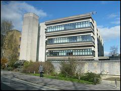 uni block on Banbury Road