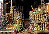 SHARM EL-SHEIK : Shopping - prodotti di artigianato egiziano - tanti narghilé tutti diversi e colorati