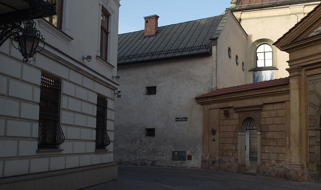 Poland, Krakow Old Town (#2295)
