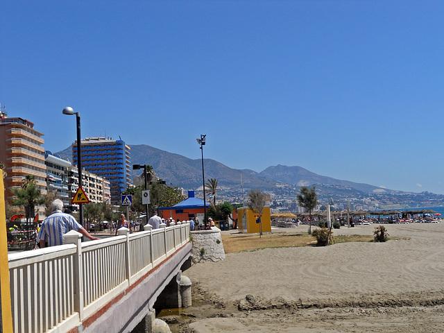 Fuengirola,Costa Del Sol,Spain 7th June 2017