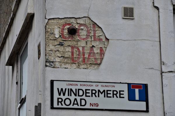 Windermere Road, N19