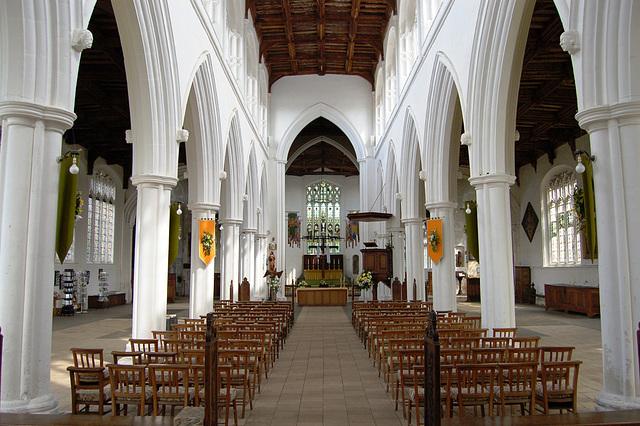 Thaxted Church, Essex