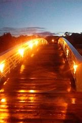 Pont magique / Magical bridge