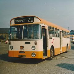 SELNEC PTE 6038 (KKV 700G) in Rochdale - Aug 1973