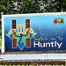 Huntly Sign.
