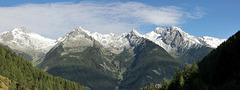 27.08.2018 - 1. Tag nach dem Wintereinbrauch in den Alpen