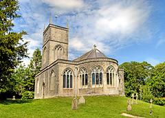 St Nicholas's Church ~ Moreton