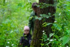 Die Geheimnisse des Waldes erkunden - Exploring the secrets of the forest