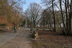 Der schöne Weg. Falkenstein, 15.2. 2015 --- thinglabs.de/2015/02/der-schoene-weg