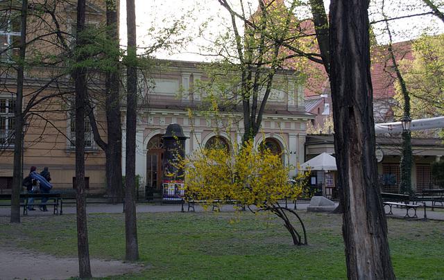 Poland, Krakow Old Town (#2297)