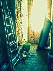 Sono in bagno ........... :-))