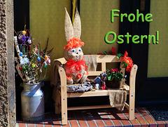 Frohe Ostern allen Iperianern!
