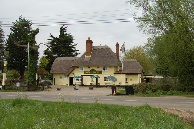The Three Horse Shoes, Molehill Green, Takeley, Essex