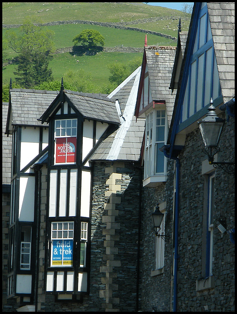 Ambleside half timber