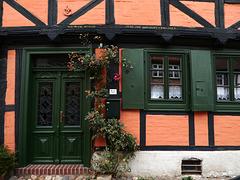 Fachwerk-Stadt Quedlinburg (8xPiP)
