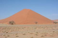 Namibia, Sossusvlei National Park, Dune No39