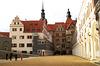 115 Der Stallhof am Dresdner Schloss