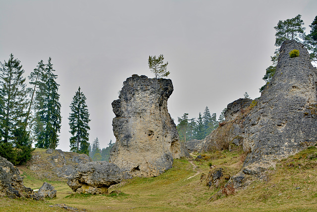 Wental-Schwäbische Dolomiten