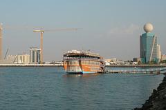 Floating Restaurant In Ras Al Khaimah