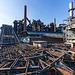 steelworks Völklingen - end
