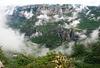 Grand Canyon du Verdon, am Tag nach dem großen Unwetter