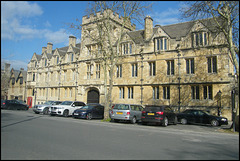 St John's College in St Giles